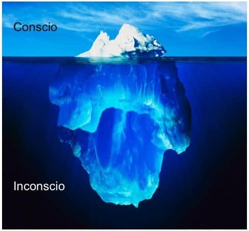 iceberg freud